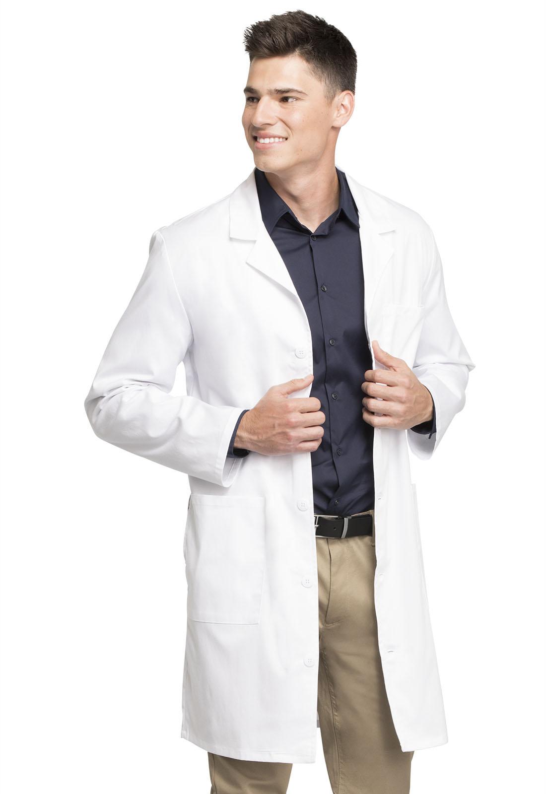 4403 - بالطو طبي للجنسين بطول 38