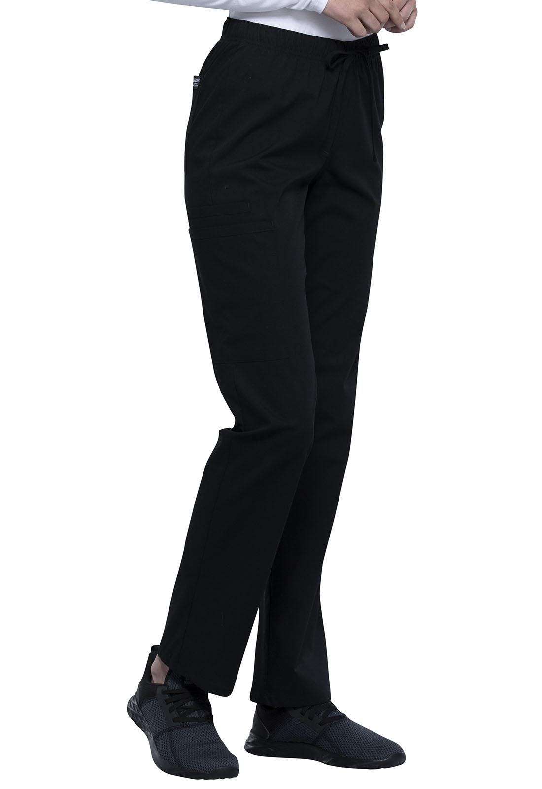 WW030 - بنطلون ذو ساق مستقبمة