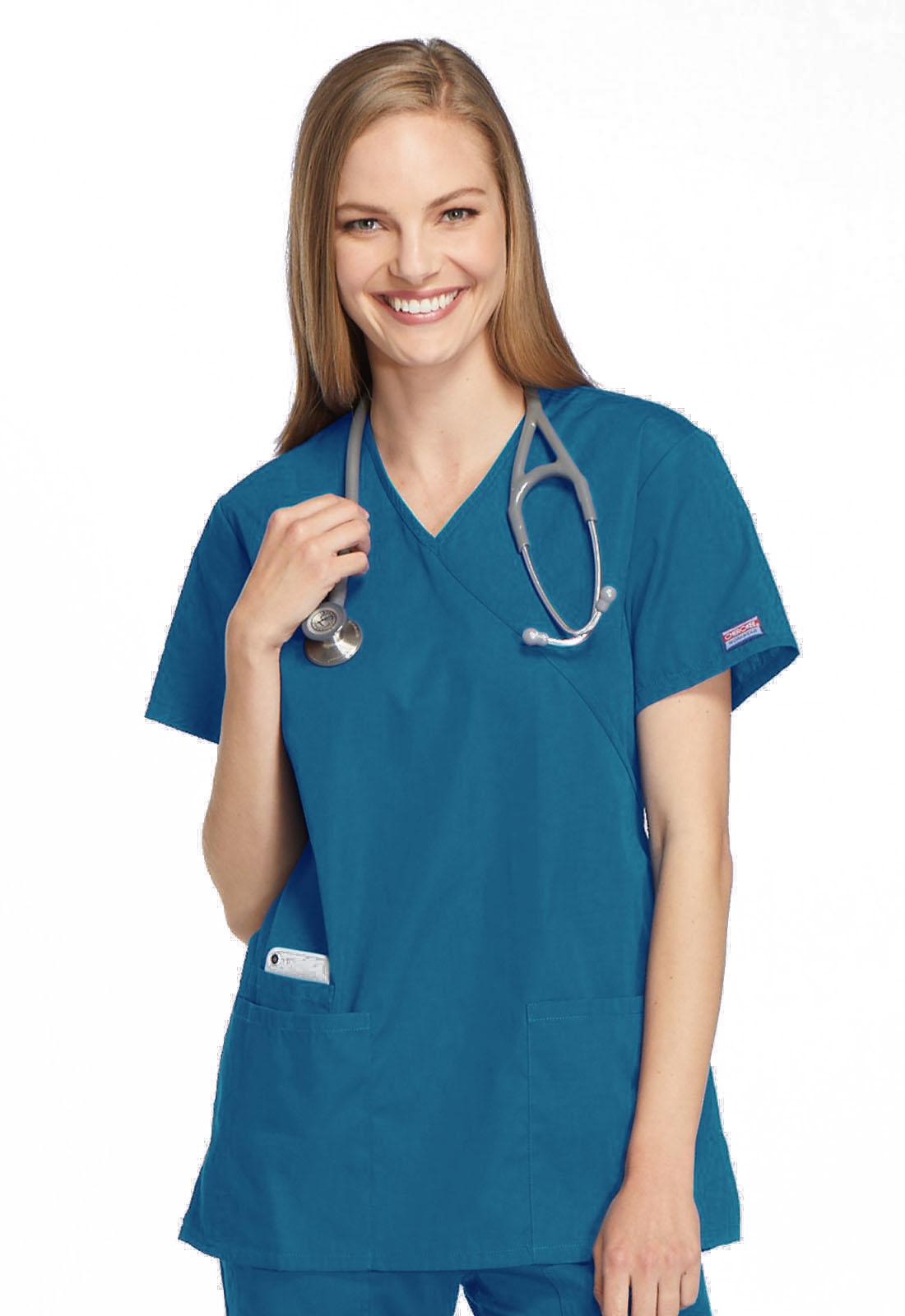 4801 - بلوزة طبية نسائية