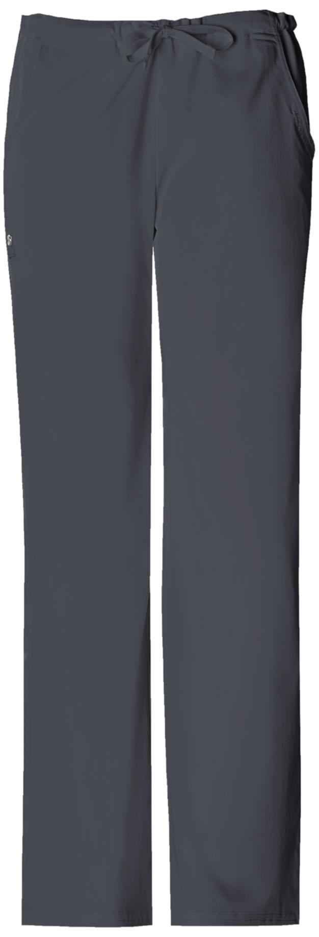 1066 - بنطلون ذو ساق مستقبمة و خصر منخفض الإرتفاع